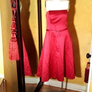 Dresses & Skirts - Michael Angelo prom gown bridesmaid dress 10  SD99